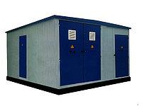2КТПГ 630-10(6)/0,4кВ городская трансформаторная подстанция