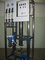 Система обратного осмоса воды 600 литров - 10 м3/час