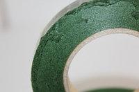Тейп-лента (Флористическая лента) 13мм.Зеленая.
