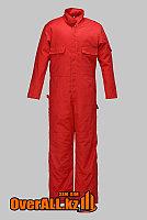 Красный рабочий комбинезон, фото 1