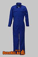 Синий рабочий комбинезон, фото 1