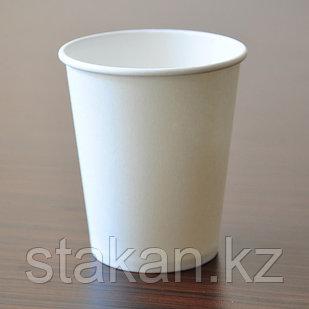 Бумажный стакан 250 мл (БЕЛЫЙ KZP)