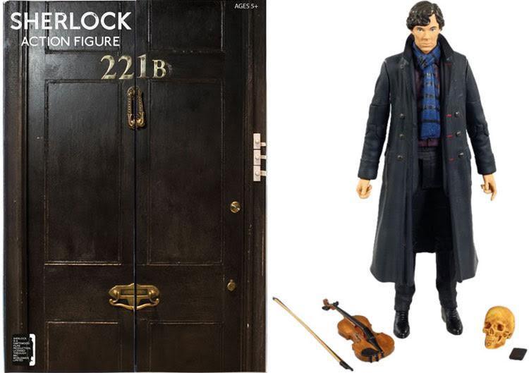 Sherlock - Фигурка Шерлока