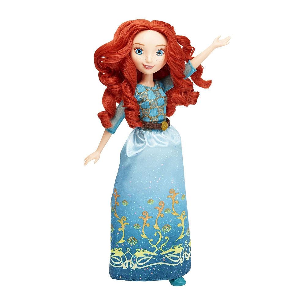 Hasbro Disney Princess Кукла Принцесса Мерида