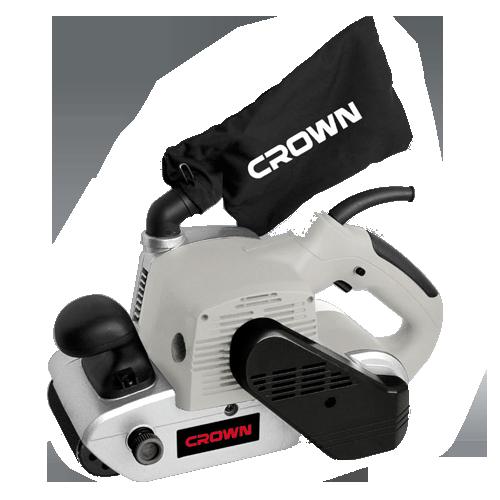 Ленточно-шлифовальная машина CROWN СТ13200