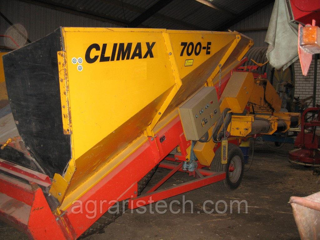 Приемный бункер Climax 700 E