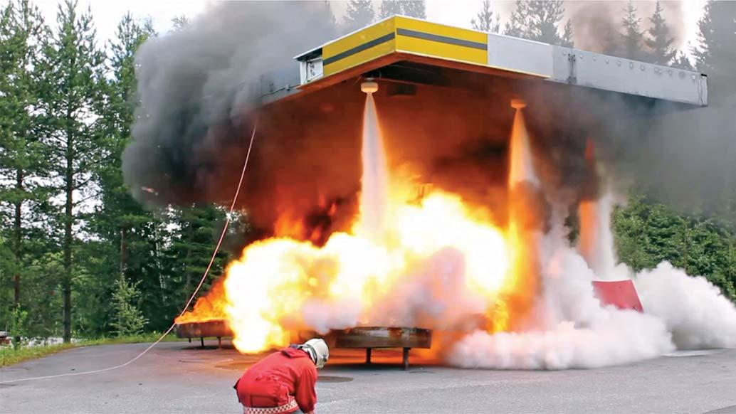 Порошковое,газовое и водяное автоматическое пожаротушение