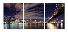 Триптих New York