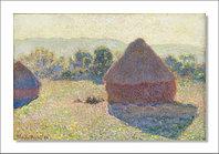 Репродукция картины К. Моне