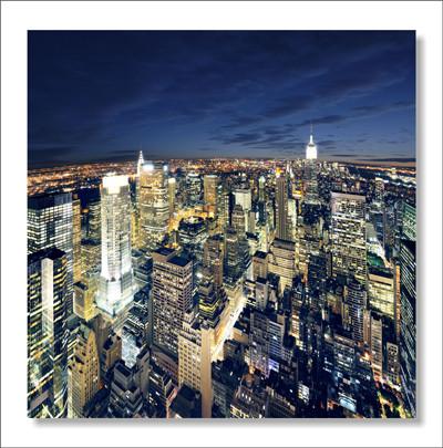 Постер Нью Йорк