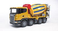 Бетономешалка Scania Bruder  03-554, фото 1
