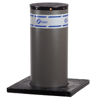 Противотаранный гидравлический боллард GRIZZLY 275/800-10 SCT LIGHT VERN