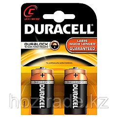 Батарейка duracell C (2 шт)