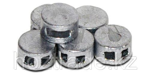 Пломба свинцовая (упаковка 1 кг) диаметр  10 мм