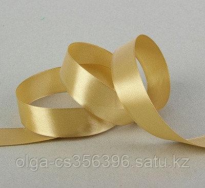 Лента для декора и подарков атласная  20 мм. Creativ 1001 - 1