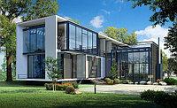 Строительство модульных жилых и промышленных здании