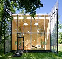Модульное строительство жилых дом