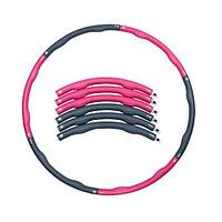 Гимнастический обруч массажный Weight Hoop