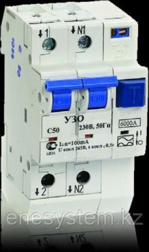 Автоматический выключатель дифференциального тока УЗО