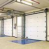 Промышленные ворота секционные ISD01