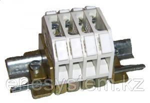 Блок зажимов наборных БЗН18-2,5П25