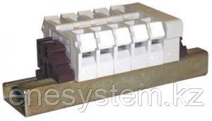 Блок зажимов наборных БЗН24-4М25
