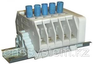 Блок зажимов наборных БЗН24-4И25 тип1