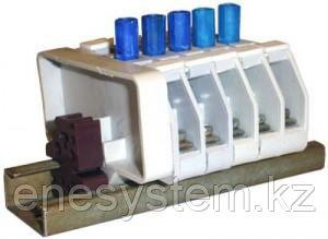 Блок зажимов наборных БЗН24-4И25 тип2