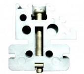 Прижим КП (для С-образной рейки (Р3-1))