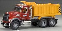 Самосвал N MACK Granite Truck (Bruder)
