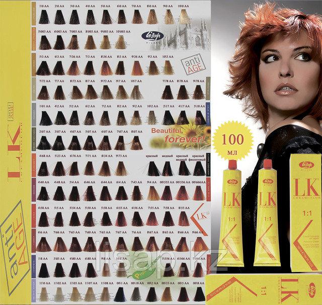 Краска для волос LK