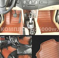 Кожаные коврики (полики) для авто