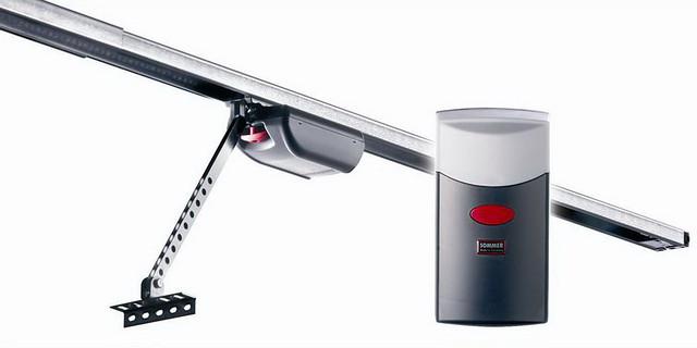 Потолочный привод Duo vision 650 для гаражных ворот (ширина до 4500 мм. высота до 3150 мм.)