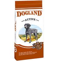 Сухой корм для собак всех пород при повышенной активности Dogland Aktiv