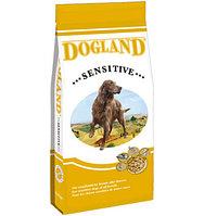 Сухой корм для взрослых собак всех пород, страдающих чувствительным пищеварениемDogland Sensitive