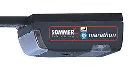 Потолочный привод Marathon 550 SL для гаражных ворот (ширина до 5000 мм. высота до 2350 мм.)
