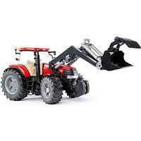 Игрушка Трактор Case CVX 230 с погрузчиком