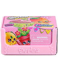 Shopkins, Шопкинс (4 сезон) 2 игрушки в упаковке