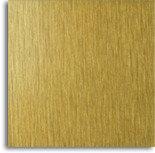 Металл для сублимации 185х260 мм. Золото текстурное
