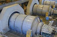 Шаровая мельница производительностью в 15 т/ч  для горной породы добывающей промышленности