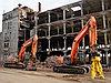 Демонтажные работы в Казахстане
