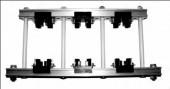 Шинодержатели наборные серии ШН на токи до 7000А