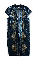 Женский камзол на ТОЙБАСТАР (синий цвет)