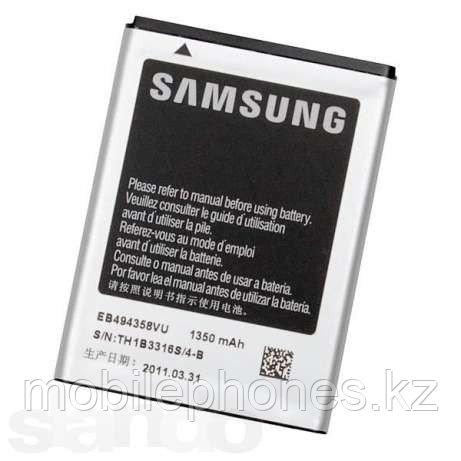 Samsung s6102 батарея