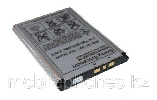 Sony Ericsson  BST36 батарея