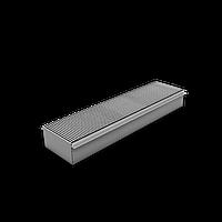 Радиатор встраеваемый в пол QUATRO CANAL