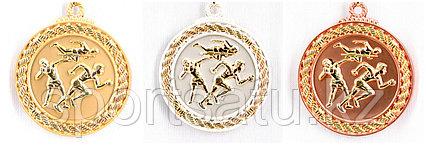Медаль спортивная Легкая атлетика