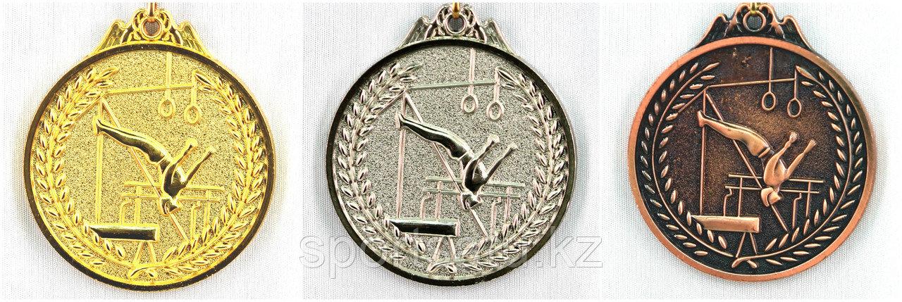 Медаль спортивная Спортивная Гимнастика