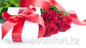 Корпоративные подарки на 8 марта для женщин сотрудниц.