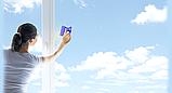 Магнитная щетка для мытья окон Window Wizard, фото 4